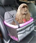 HDP Car DELUXE Lookout Dog Pet Travel Booster Car Seat