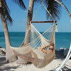 Large Caribbean Hammock Chair - 48 Inch - Polyester - Hanging Chair
