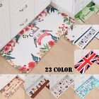 Non Slip Door Floor Mats Bathroom Kitchen Hall Entrance Children Cartoon Carpet