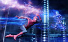 Poster for The Amazing Spider-Man 2 Play Station 4 Art Silk Fabric poster