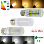 US/CA E26 7W 9W 12W 15W SMD 5730 LED Corn Bulb Lights Lamp Energy Saving AC 110V