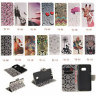 Wallet Card Leather Holder Case Stand Cover For Samsung Series Phone TX