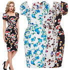Nuovo In arrivo Retro Casalinga Abito Vintage Swing 50s 60s Pinup Rock and Roll