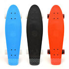 "3Style® Skateboards - 27"" Tailor Made Cruiser - Retro Plastic Board"