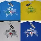 ADIDAS < 2010 FIFA World Cup South Africa> Collectible T-Shirt Short Sleeve NEW