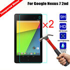 2Pcs 9H+ Protective Tempered Glass Film Screen Protector For Google Pad/Tablet