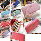 Kyпить Fashion Lady Women Long Card Holder Case Leather Clutch Wallet Purse Handbag на еВаy.соm
