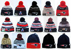 New England Patriots Cuffed Beanie Winter Cap Hat NFL Authentic