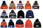 Denver Broncos Cuffed Beanie Winter Cap Hat NFL Authentic
