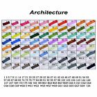 40/60/80/168 Colored Twin Tip Markers Pen Touch Graphic Art Sketch for Art Hobby