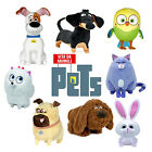 peluche PETS VITA DA ANIMALI secret life of pets ORIGINALE plush A SCELTA