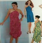McCalls Sewing Pattern 3188 Ladies Cutaway Halter Dress