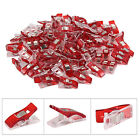 50/100 Pcs Wonder Clips For Fabric Quilting Craft Sewing Knitting Crochet DIY UK