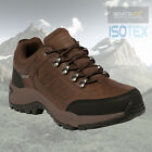 Regatta Men's Smithfield Leather Waterproof Breathable Walking Shoes - New
