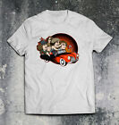 T-SHIRT AC/DC ROCK Highway to Hell Sabbath ELEVATOR NO CD LP MAGLIA MAGLIETTA