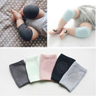 Внешний вид - Baby Kids Socks Safety Knee Pads Infant Toddler Short Kneepad Crawling Protector