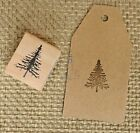 Rubber Stamps for Christmas Cards Gift Tags Scrap-booking Crafting Card Making