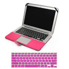 "PU Leather Hardcase Shell+Keyboard Cover For Macbook PRO 13"" A1278 (With CD-ROM)"