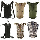 3L Hydration Pack Bike Bicycle Camelbak Water Bladder Bag Assault Backpack Pouch