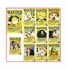One piece wanted dead or alive poster **UK SELLER**