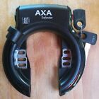 AXA Defender Bicycle frame / nurse lock BLACK - great for Dutch and Town bikes!