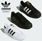 new 2017 Adidas Superstar Foundation Originals Retro Style Shell Toe Trainers