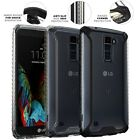 Poetic Affinity Dual Material Protective Bumper Case for LG K10 / LG Premier LTE