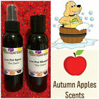 PET SHAMPOO & SPRAY COMBO! YOU CHOOSE SCENT! - Grooming dog/cat - Free ship!