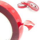Strong Acrylic Adhesive Clear Double Sided Tape,6/8/10/12/15/20mm*5M Roll