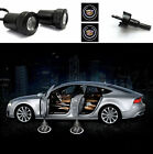 2 Laser Projector Cadillac Logo LED Door Welcome Light XLR SRX CTS BLS Deville