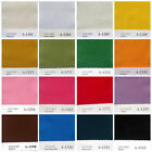 """133 COLOR"" SOLID COTTON 134 THREAD OXFORD FABRIC COVERING CURTAIN BEDDING 110cm"
