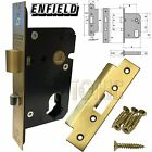 Enfield 63mm Dual Profile Euro Oval Cylinder Mortice Night Latch Anti-Thrust