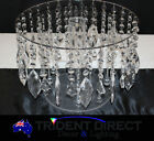 "Chandelier Pendants Crystal Cake Stand 14""-35cm"