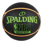 NEW Spalding Outdoor Neon Highlight Basketball   from Rebel Sport