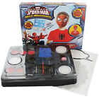 Xmas Gift Face Paint Children Kids Marvel Spider-man Avengers School Party Makup