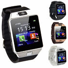 Bluetooth Smart Watch Phone DZ09 + Camera SIM Card For Android IOS Phones