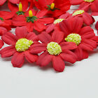 Artificial Europe  Daisy Silk Simulation Flowers For Room Wedding Bridal Bouquet