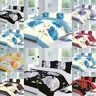 DUVET COVER SET OR WITH  SHEET OR CURTAINS OR FULL SET(ROSLEEN ) image
