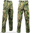 COUNTRY CAMO WATERPROOF TROUSERS 30 - 44 HUNTING FISHING CARGO PANTS STORMKLOTH