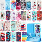 Card Holder Stand Magnetic Leather Flip Wallet Case Cover Floral For Nokia Sony
