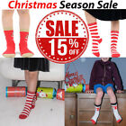 1, 3 or 6 Pack Assorted Kids Girls Boys Santa Christmas Novelty Fun Socks Xmas