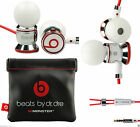 Genuine Monster Beats by Dr Dre iBeats In Ear Headphones Earphone  Black / White <br/> AUTHENTIC✔ 3 MONTHS WARRANTY✔ RETURN ACCEPTED✔