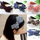 Hot Lady Girls Cute Sweet Big Bow Ribbon Hair Accessory Headband Bow Head Band