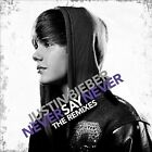 New Never Say Never: The Remixes [EP] by Justin Bieber (CD, Feb-2011, Island...