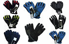 BOYS SKI GLOVES 8-9 YEARS  20* THERMAL INSULATION WINTER WARM LINED WATERPROOF