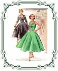 167 BALLET LENGTH EVENING GOWN AND JACKET PATTERN FOR FASHION DOLLS