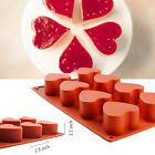 Silicone Cake Soap Mold Donut Candy Chocolate Cookie Cupcake Mould DIY Making