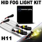 2x HID Xenon Conversion Bulb Kit Fog Driving DRL Light 3000K H11 Bullet YSV $ USD