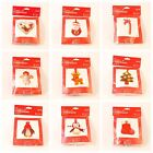 Christmas Decoration Sewing Kit - 15 Designs - Festive Xmas Crafts FREE UK P&P
