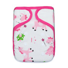 KaWaii Baby One Size Soft Aplix Cloth Diaper Bamboo Pocket new Insert Shell